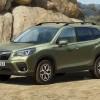 Новый Subaru Forester 2018