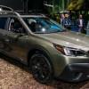 Subaru показала в Нью-Йорке универсал Outback 2019-2020