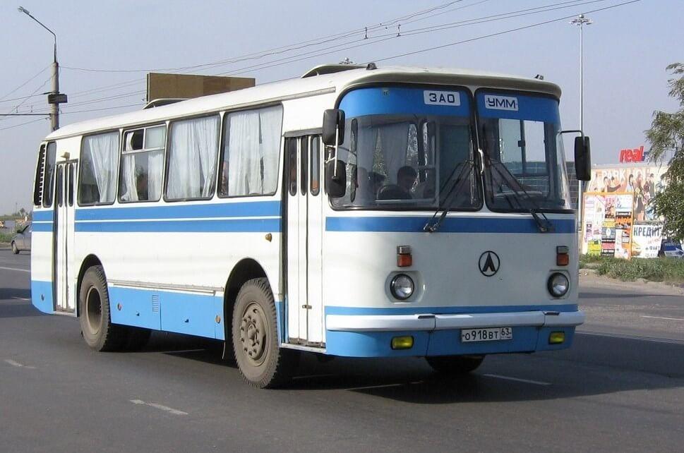 Необычные конструкции советских автобусов