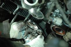 Toyota: когда проводится замена ремня ГРМ?