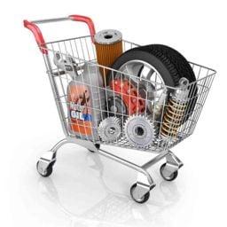 Как заказать автотовары через интернет-магазин?