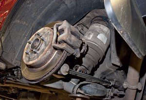 Пневматическая подвеска Land Rover: рекомендация по замене