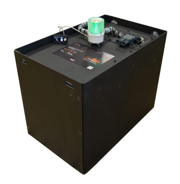 Литий-ионные тяговые аккумуляторы от производителя