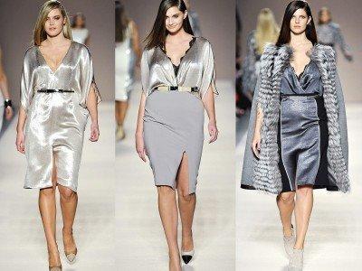Тенденции и тренды одежды для полных женщин