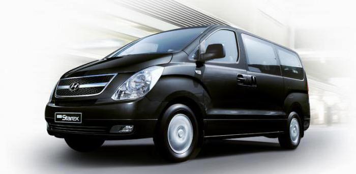 Особенности технического обслуживания Hyundai H1 Grand Starex
