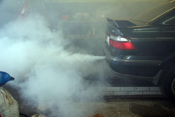 Фото №27 - белый дым из выхлопной трубы ВАЗ 2110