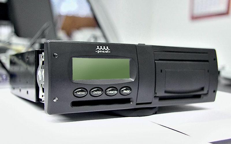 Основная цель применения тахографов в автомобиле