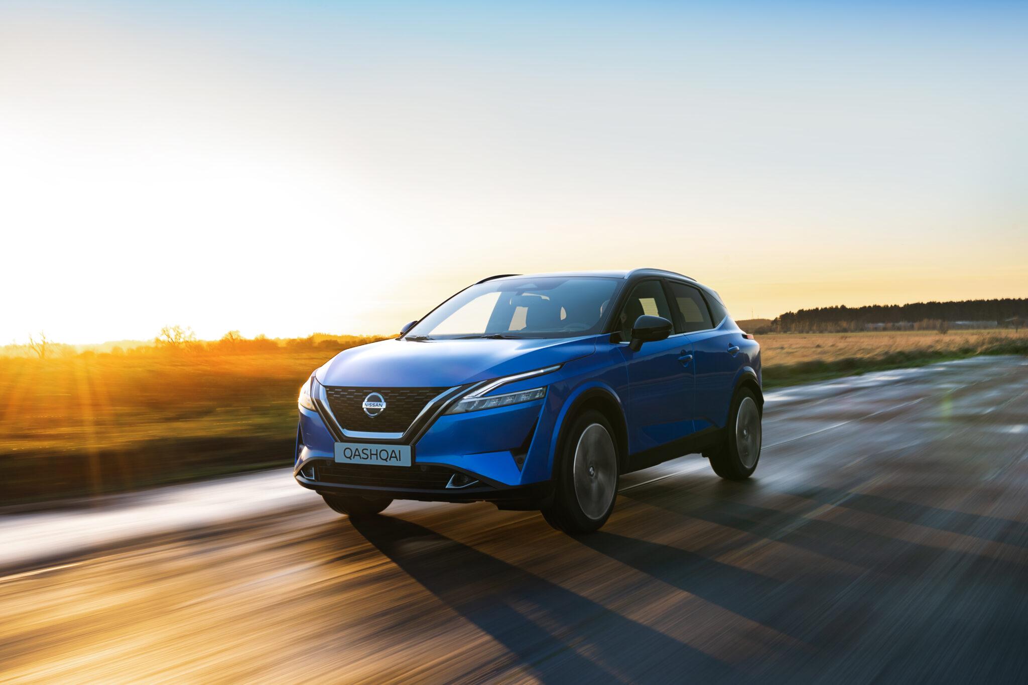 Nissan улучшил собственные прогнозы на 2021 год