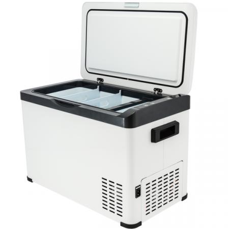 Автохолодильники Meyvel: описание и характеристики