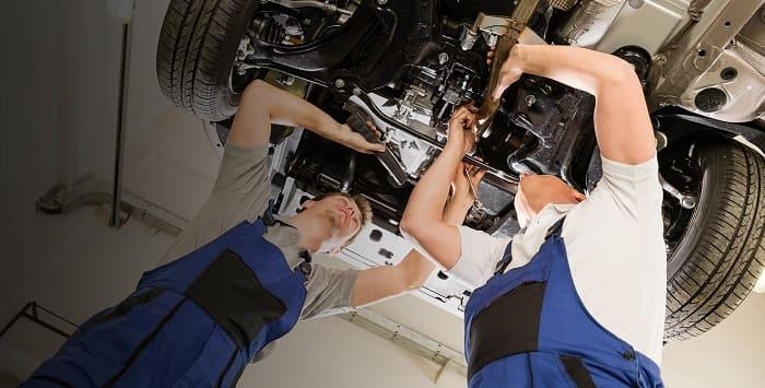 Диагностика ходовой части автомобиля: как это делается