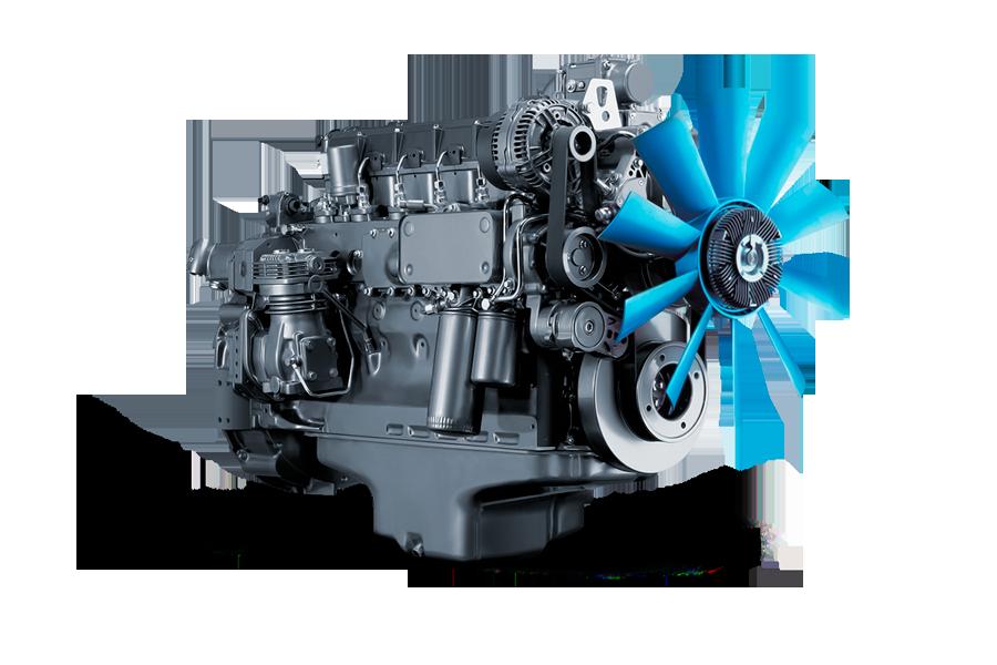 Капитальный ремонт двигателей Deutz
