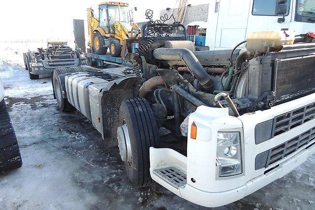 Особенности разборки грузовиков