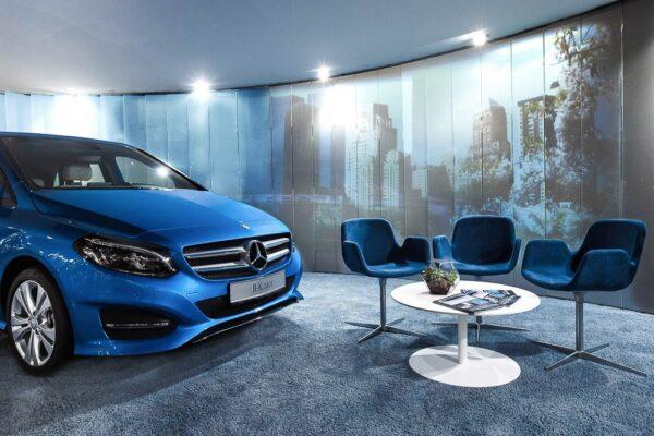 Mercedes-Benz: эволюция совершенства