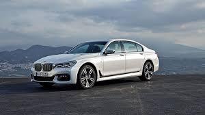 BMW 7-Series с М-пакетом: цены и старт продаж объявлены