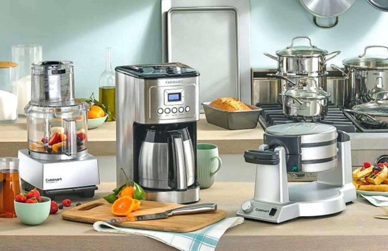Бытовая техника для кухни: как выбрать и разместить?