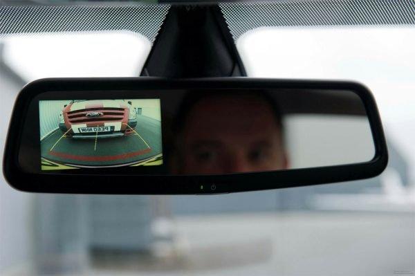 Камеры заднего вида с монитором для авто в Киеве, с доставкой по Украине