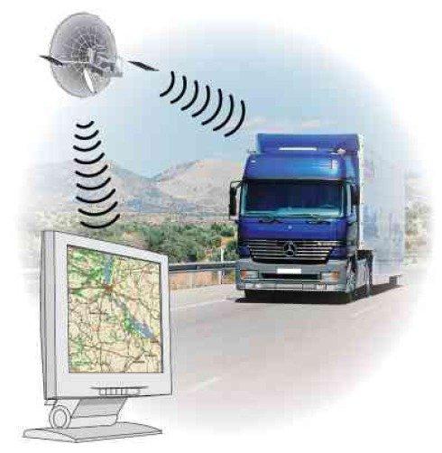 Принцип работы GPS мониторинга