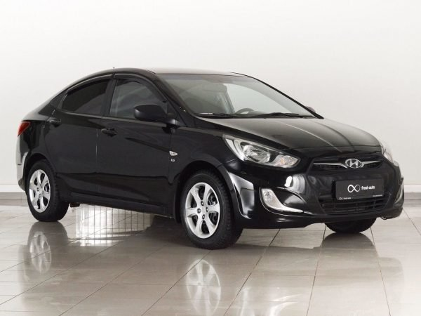 Hyundai Solaris: не внедорожник, а мечта