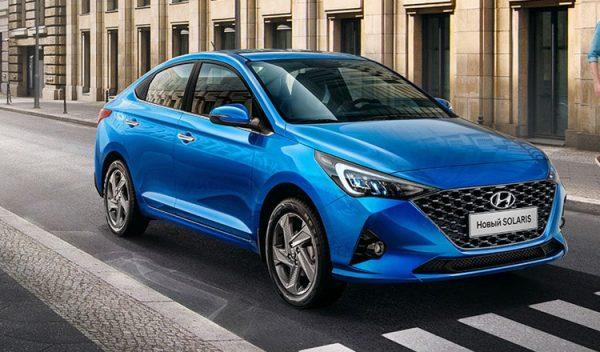 Новый Hyundai Solaris: стиль и совершенство диазйна