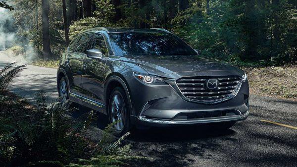 Обзор новой Mazda CX-9