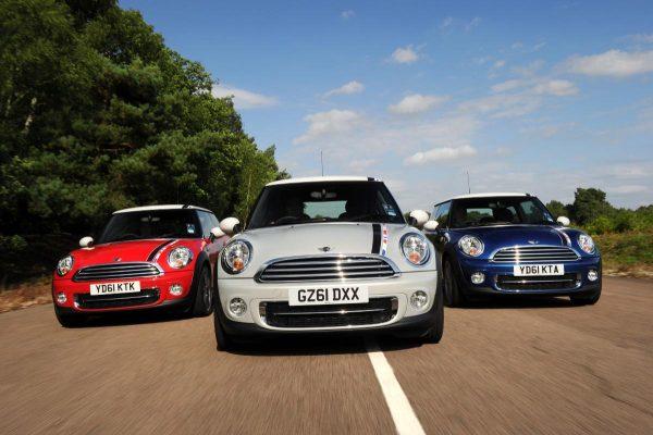 Модельный ряд Mini: выбираем авто