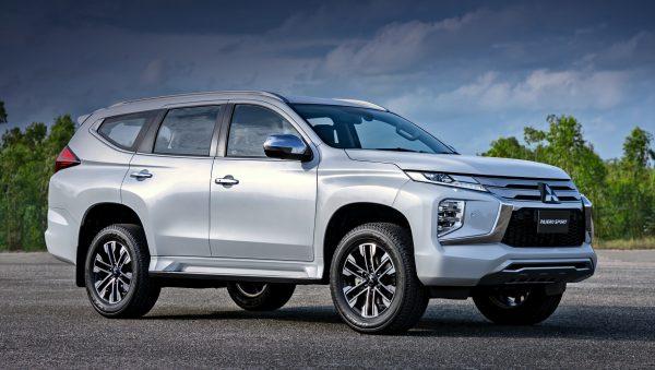 Чем привлекает новый Mitsubishi Pajero Sport?