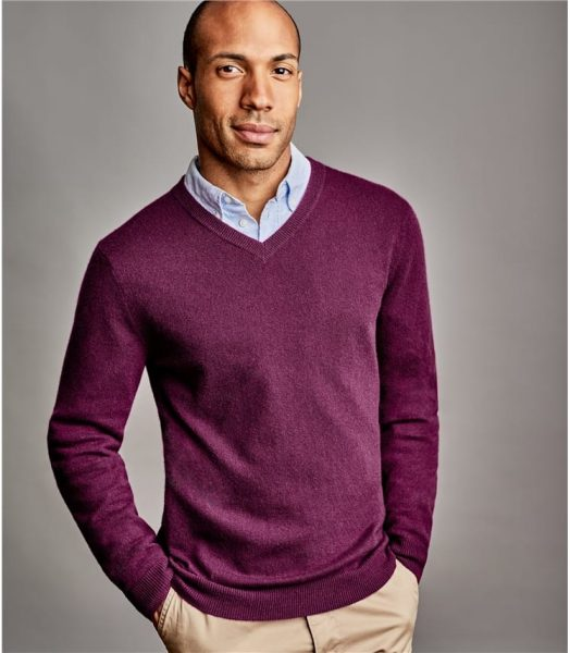 Пуловер: практичная одежда для мужчин