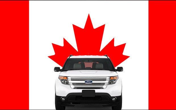 Как привезти авто из Канады?