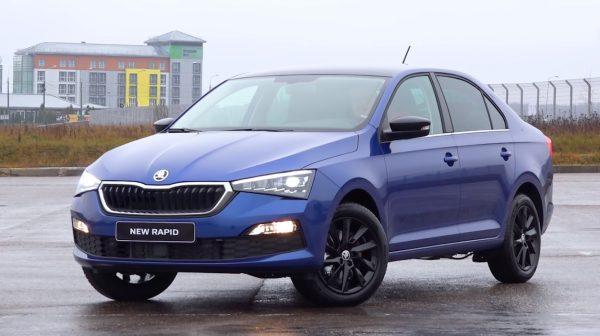 Skoda Rapid 2020: чем привлекательно авто?
