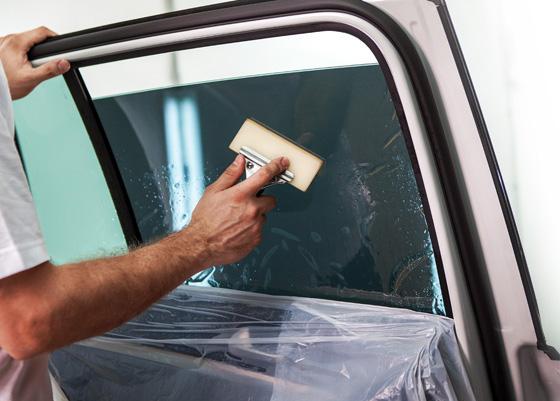 Разрешенная тонировка стекол