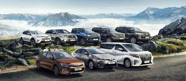 Чем привлекательны автомобили Toyota?