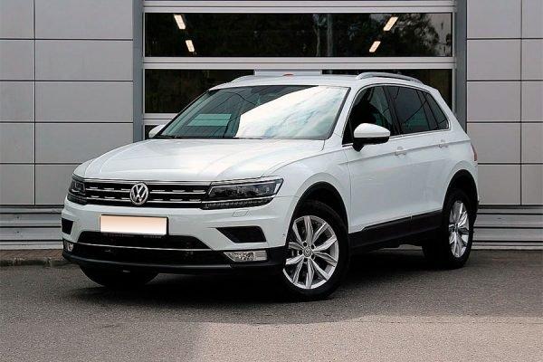 Volkswagen Tiguan: благородное превосходство