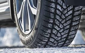 Какие зимние шины есть в ассортименте Goodyear?